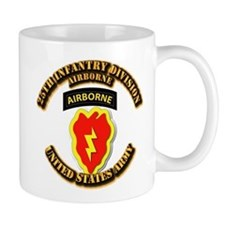 Army - 25th ID - Airborne Mug