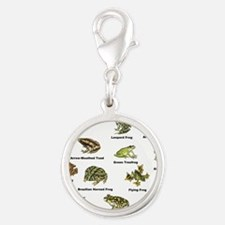 Frog and Toad Types Charms