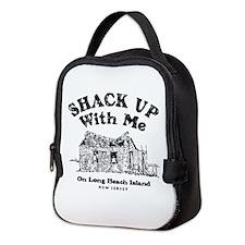 LBI Shack Neoprene Lunch Bag