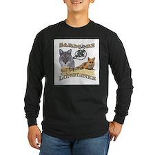 hardcre.jpg Long Sleeve T-Shirt