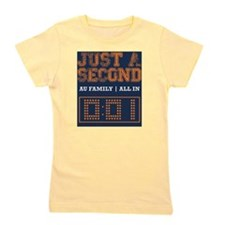 Just a Second Girl's Tee