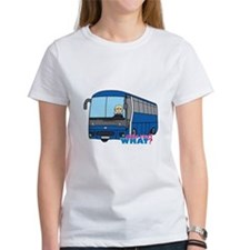 Bus Driver Light/Blonde Tee