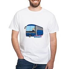 Bus Driver Light/Blonde Shirt