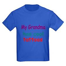 My Grandma Has Cool Tattoos T-Shirt