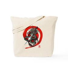Dragon Katana02 Tote Bag