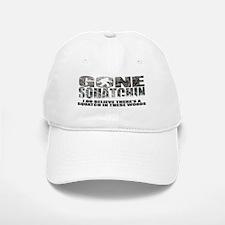 Gone Squatchin *Winter Woods Edition* Baseball Baseball Baseball Cap