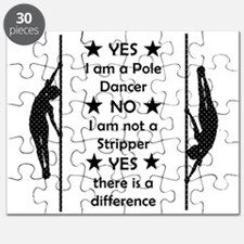 Yes I am a Pole Dancer Puzzle