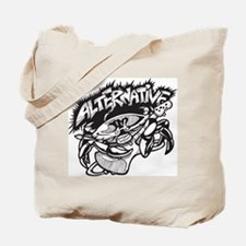 Alternative Music Tote Bag