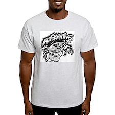 Alternative Music Ash Grey T-Shirt