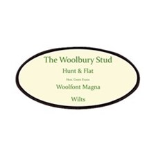 Woolbury Stud Patches
