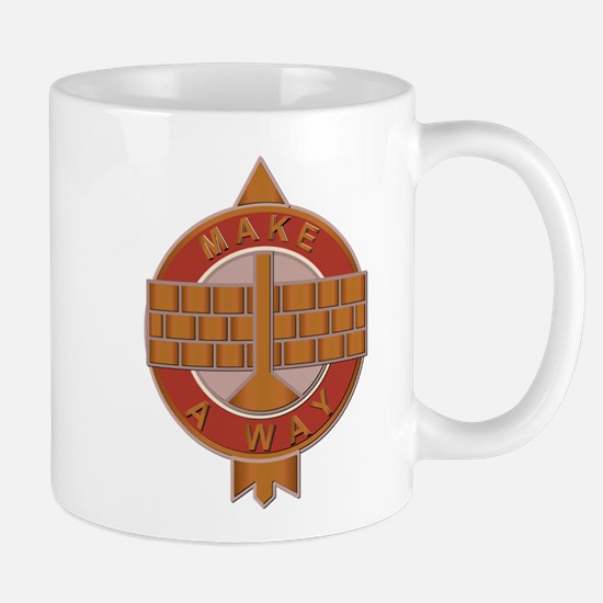 DUI - 124th Transportation Bn Mug