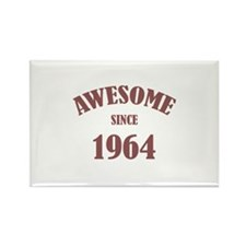 Awesome Since 1964 Rectangle Magnet (10 pack)