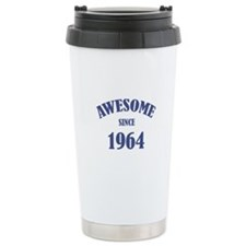 Awesome Since 1964 Travel Mug