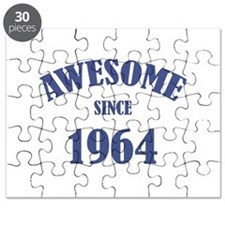 Awesome Since 1964 Puzzle