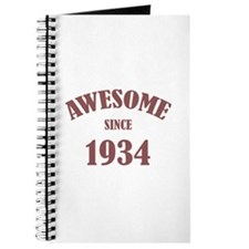 Awesome Since 1934 Journal
