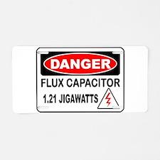Cute Danger Aluminum License Plate