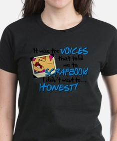 Scrapbooking Voices Tee