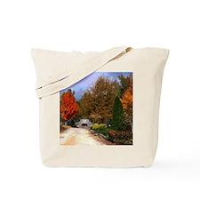 Autumn on a Alabama Ranch Tote Bag