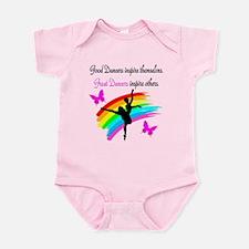 BLESSED DANCER Infant Bodysuit