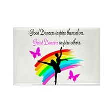 BLESSED DANCER Rectangle Magnet (10 pack)