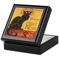 Chat Noir Keepsake Box