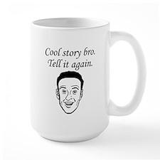 Cool Story Bro Mugs