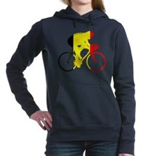 Belgian Cycling Hooded Sweatshirt