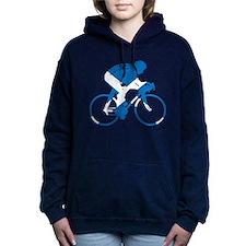 Scotland Cycling Hooded Sweatshirt