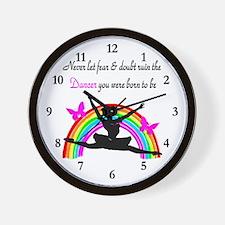DARLING DANCER Wall Clock