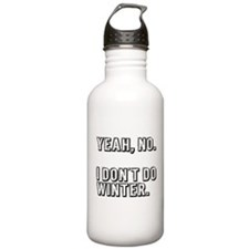 No Winter Water Bottle
