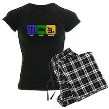Eat Sleep Science Pajamas
