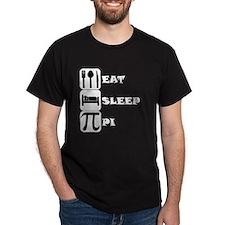 Eat Sleep Pi T-Shirt