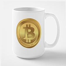 Bitcoin Encryption We Trust Mug
