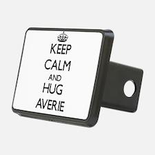 Keep Calm and HUG Averie Hitch Cover