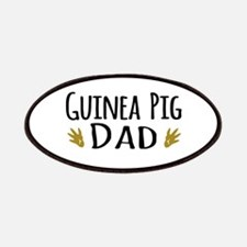 Guinea pig Dad Patches