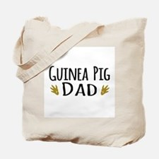 Guinea pig Dad Tote Bag