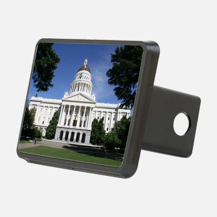Capitol in Sacramento Hitch Cover