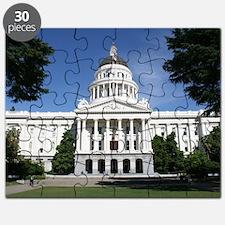 Capitol in Sacramento Puzzle
