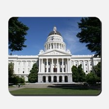 Capitol in Sacramento Mousepad