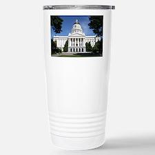 Capitol in Sacramento Travel Mug