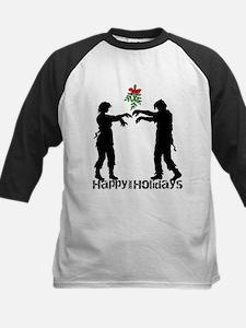 Happy Zombie Holiday Baseball Jersey
