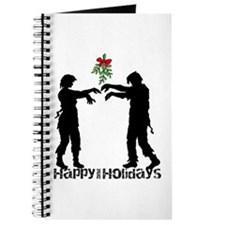 Happy Zombie Holiday Journal