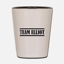 TEAM ELLIOT Shot Glass
