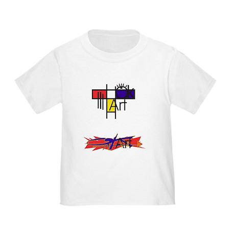art logo Toddler T-Shirt