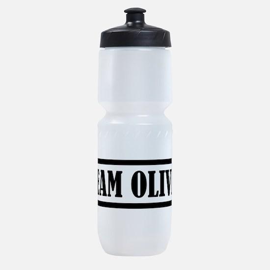 TEAM OLIVIA Sports Bottle