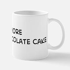 Eat more German Chocolate Cak Mug