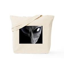 Alien Grey 4 Tote Bag