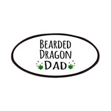 Bearded Dragon Dad Patches