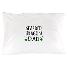 Bearded Dragon Dad Pillow Case