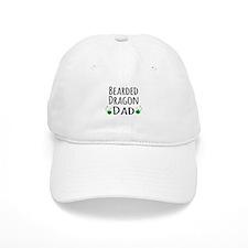 Bearded Dragon Dad Baseball Cap